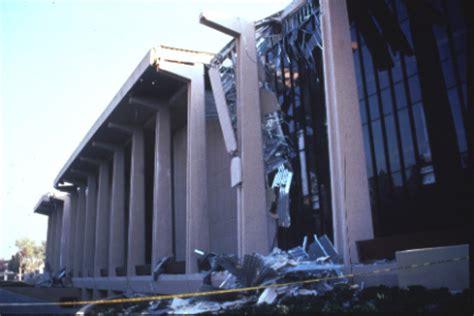 earthquake gallery oviatt library