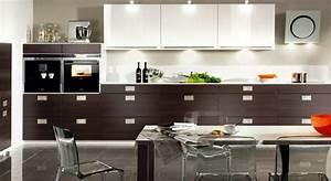 Photo De Cuisine : table de cuisine but photo 10 15 avec 4 chaises design ~ Premium-room.com Idées de Décoration