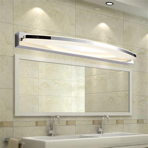 Mirror Sconce Lights by Modern 12w 20w Led Bathroom Mirror Light Acrylic
