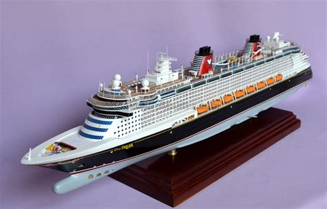 Disney Dream Cruise Ship Model