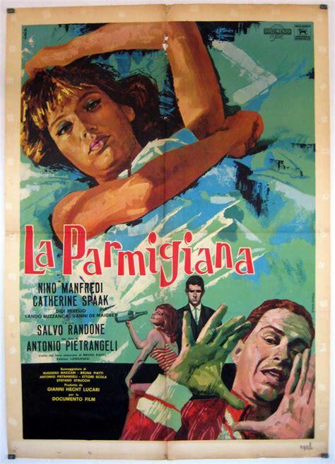"""la Parmigiana"" Movie Poster  ""parmigiana, La"" Movie Poster"