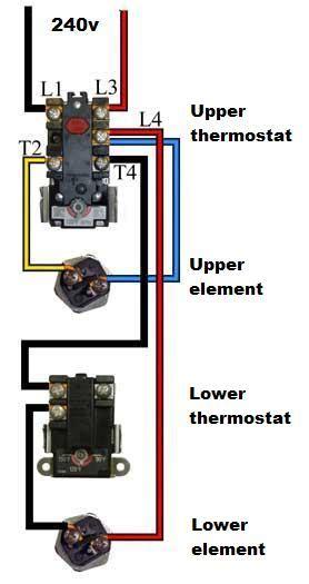 bradford white water heater lower element issue doityourself community