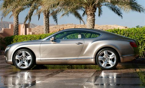 2012 Bentley Continental Review