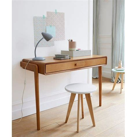 petit bureau bois 1000 ideas about console bureau on console