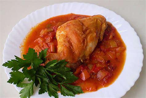 cuisses de lapin aux poivrons  tomates au cookeo