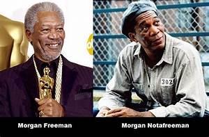 Morgan Freeman Name Puns Know Your Meme