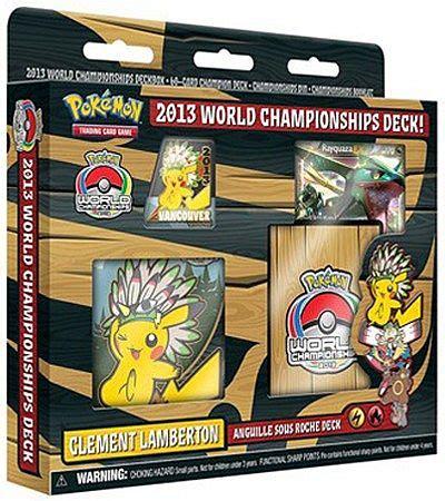 pokemon deck 2013 world chionship anguille sous roche