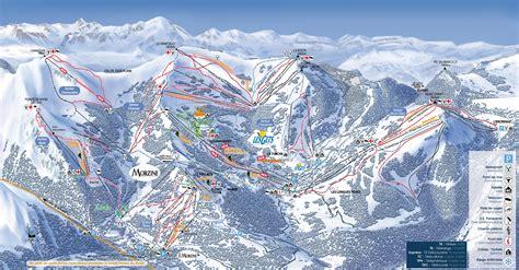 station de ski les gets domaine skiable des portes du soleil