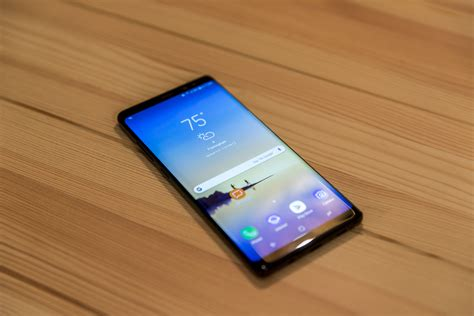 galaxy note 8 review don t call it a comeback call it the phone of the year samsung galaxy