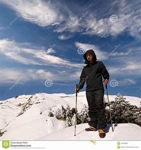 Mountaineer Royalty Free Stock Photos - Image: 12660328