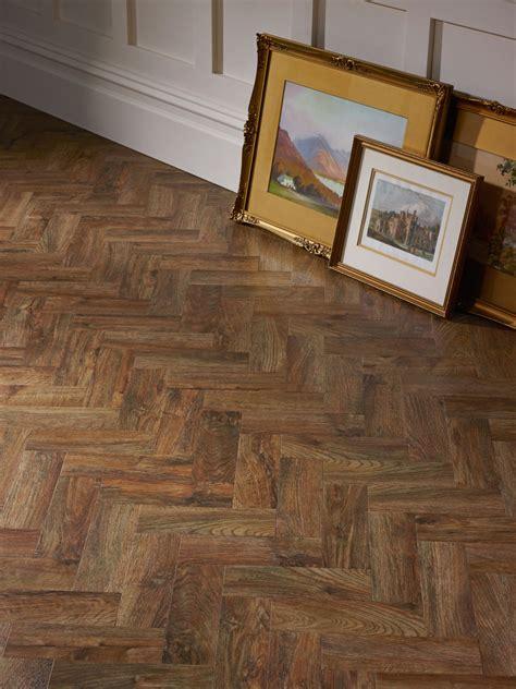 polyflor camaro georgian parquet  vinyl flooring