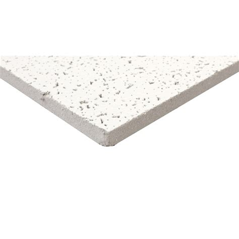 dalle faux plafond bord droit blanc motif fissure