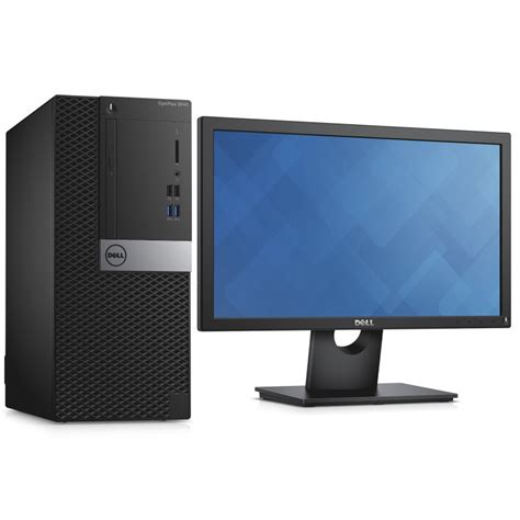 dell ordinateur bureau ordinateur de bureau dell optiplex 3040 3000 series mt