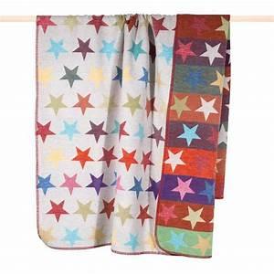 Decke Mit Sternen : wohndecke pad stars mix mit sternen kaufen otto ~ Eleganceandgraceweddings.com Haus und Dekorationen