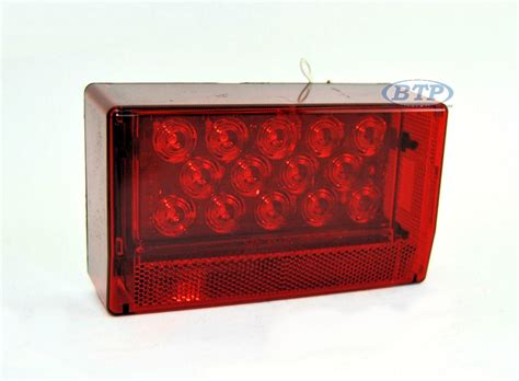 Led Submersible Trailer Lights by Submersible Led Boat Trailer Light Right Standard Mount