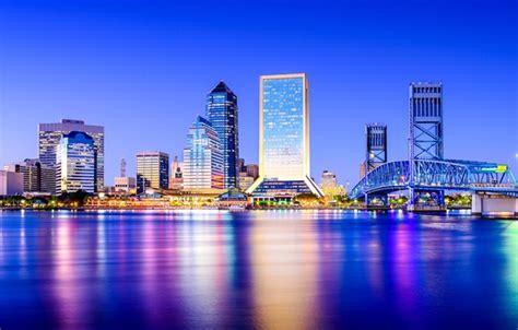 Wallpaper River, Bridge, Home, The Sky, Fl, Jacksonville