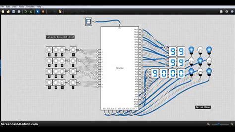integrated circuit design calculator youtube