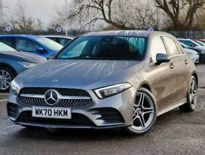 All stock can be found. 2020 Mercedes-Benz A CLASS HATCHBACK A200 AMG Line Executive 5dr Auto Hatchback | eBay
