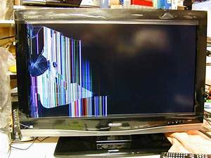 LCD TV screen damage - TV - Streaming Video & TVs