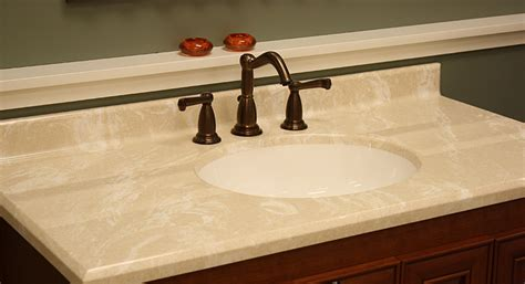 Yellow Bathroom Vanity Tops by Standard Vanity Tops Tere 174