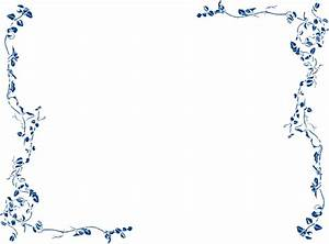 Blue Border Clip Art at Clker.com - vector clip art online ...