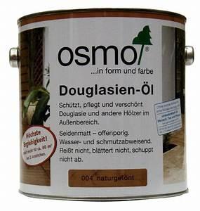 Osmo Douglasien öl : osmo douglasien l 004 naturget nt seidenmatt 2 5ltr homecenterla shop ~ Buech-reservation.com Haus und Dekorationen