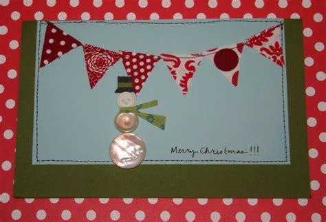 christmas craft homemade christmas cards