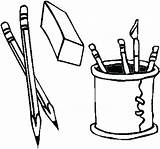 Pencil Coloring Pages Pen Holder Box Clipart Cup Pens Clipartpanda Clip Sheet Getcolorings Printable Getcoloringpages Getdrawings sketch template