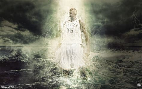 Kevin Durant A Storm Is Coming Wallpaper By Ishaanmishra