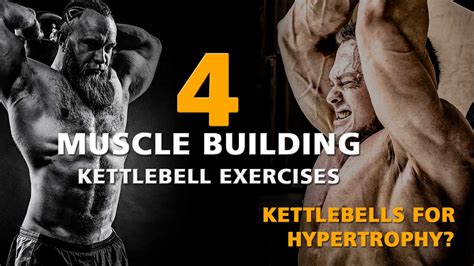 kettlebell muscle building exercises caveman kettlebells strength hypertrophy cavemantraining mass