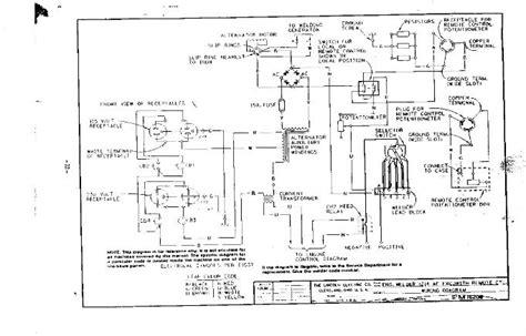 Welder Wiring Diagram Free Collection