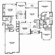 Story 4 Bedroom 4 5 Bath French Country Style House Plan House Bedroom One Story House Plan Two Story 5 Bedroom 4 5 House Plans Single Story 5 Bedroom House Floor Plans 5 Bedroom Hous Home With Large Utility Room RE One Story 5 Bedroom House Plans On