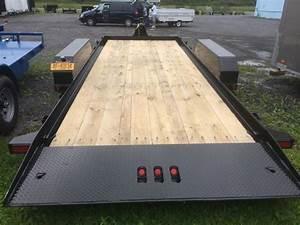 Cam 18 Ft  Full Deck Tilt Trailer 16k