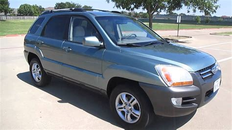 2005 kia sportage suv ex automatic 1 owner like new