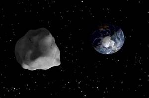 NASA says big asteroid could pass near Earth next month ...