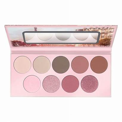 Palette Eyeshadow Paris Salut Essence Lidschatten Cosmetics