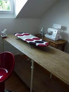 Housse Planche A Repasser : la housse de la table repasser de couture en sortant ~ Premium-room.com Idées de Décoration