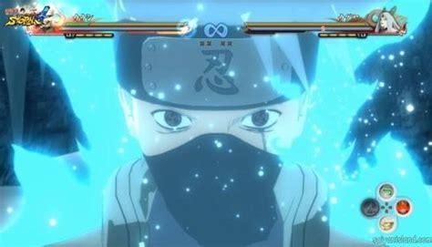 Naruto Storm 4 New Double Sharingan Susanoo Kakashi