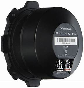 Rockford Fosgate Punch P400 4 Manual