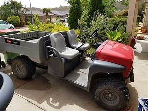 Toro Twister 1600 Utility Vehicle For Sale From Australia
