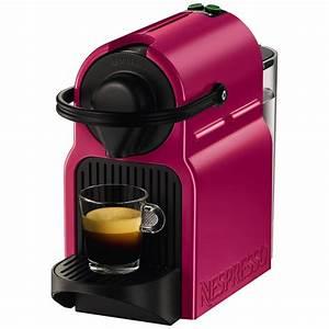 Nespresso Inissia Krups : krups xn100740 nespresso inissia fuchsia coffee capsule ~ Melissatoandfro.com Idées de Décoration