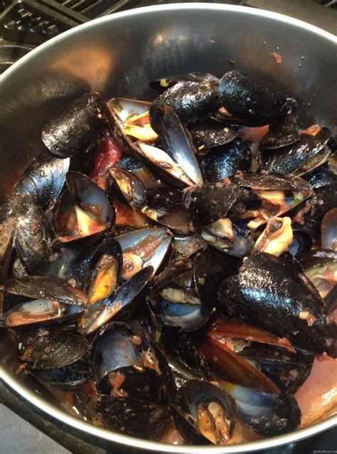 recipe for mussel pot mussels in spicy tomato broth 3 italian