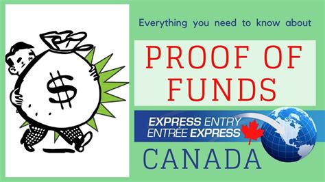 Minimum Proof Of Funds Required For Canada Pr 2019 From India