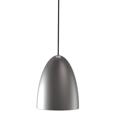 nordlux nexus 20 ceiling pendant light brushed steel
