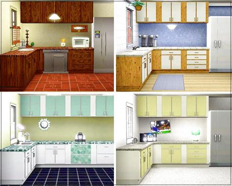 desain dapur sederhana  kitchen set desainrumahidcom