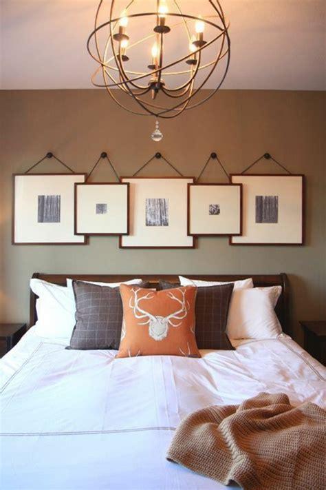 schlafzimmer ideen wandgestaltung fotowand 55 ausgefallene bilderwand und fotowand ideen