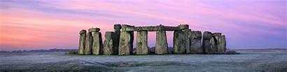 Stonehenge Monument Panorama Shot Banner Wikitravel Incredible