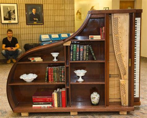 creative ways  repurpose  piano