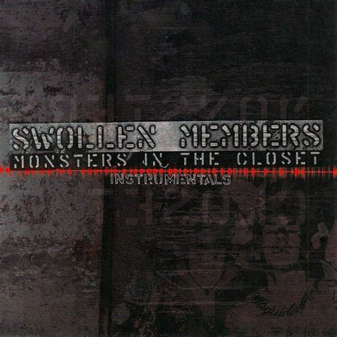 Monsters In The Closet Album by Monsters In The Closet Instrumentals Album By Swollen