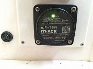 Installing A Automatic Charging Relay  Acr